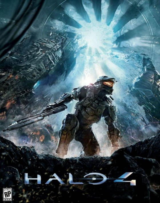 Halo 4 Portada