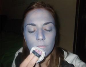 maquillaje la novia cadaver 2