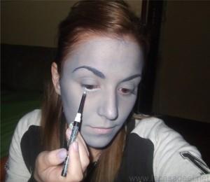 maquillaje la novia cadaver 3