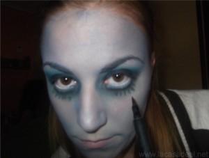 maquillaje novia cadaver 14