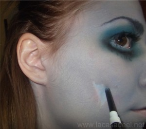 maquillaje novia cadaver 15