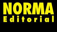 Logo Norma Comics Novedades