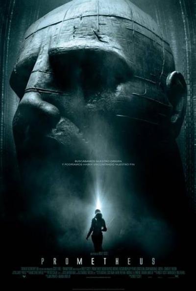 Poster Prometheus en España
