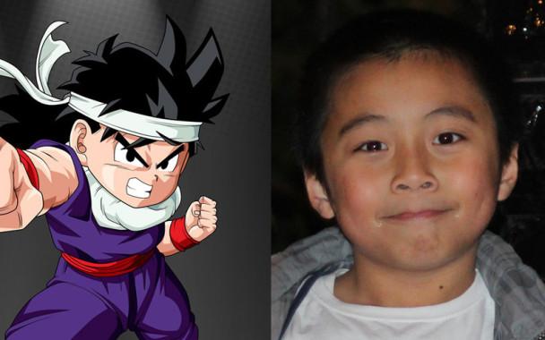 son Gohan Dragon Ball Z Saiyan Saga