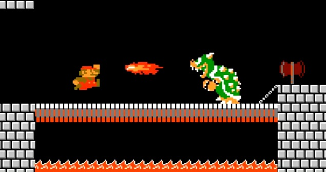 Mario berserk