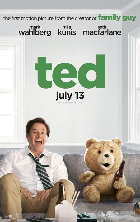 Póster de 'Ted'