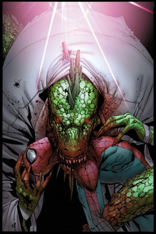 Portada de Amazing Spider-Man 688
