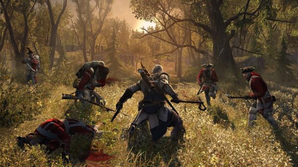 Assassin's Creed III E3 2012
