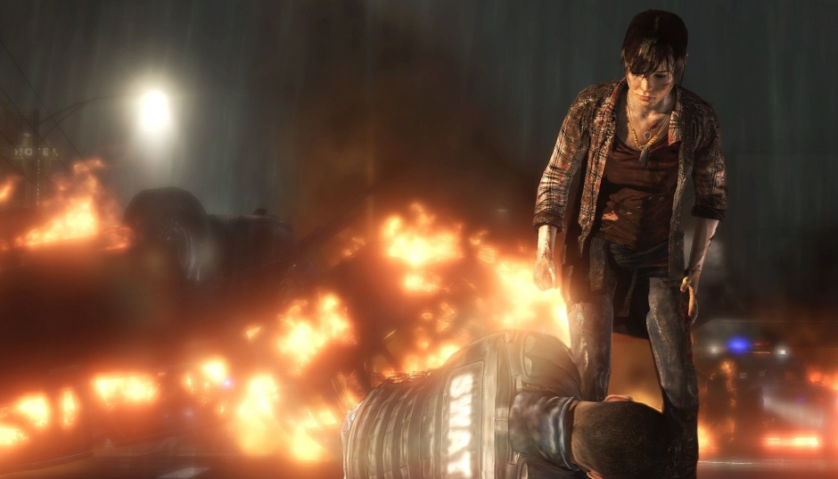 Beyond Two Souls E3 2012