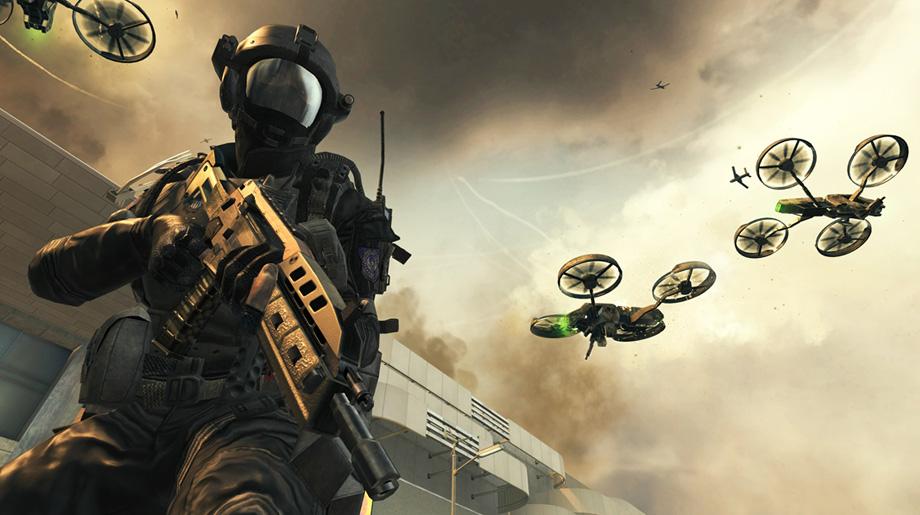 Call of Duty Black Ops II E3 2012