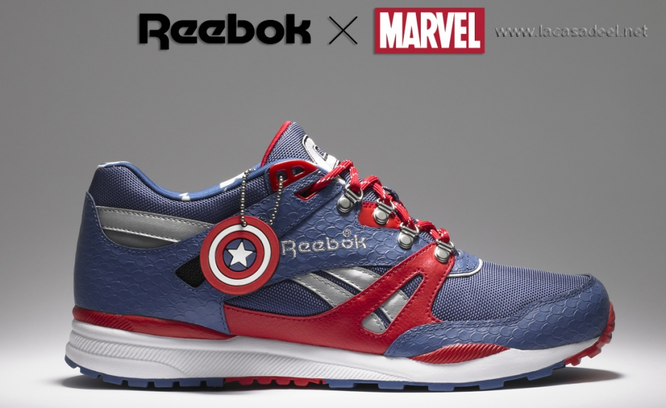 Captain America Reebok