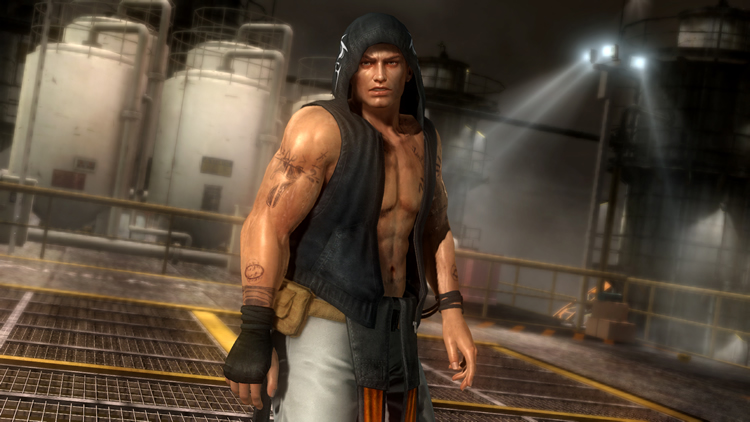 Dead or Alive 5 Rig