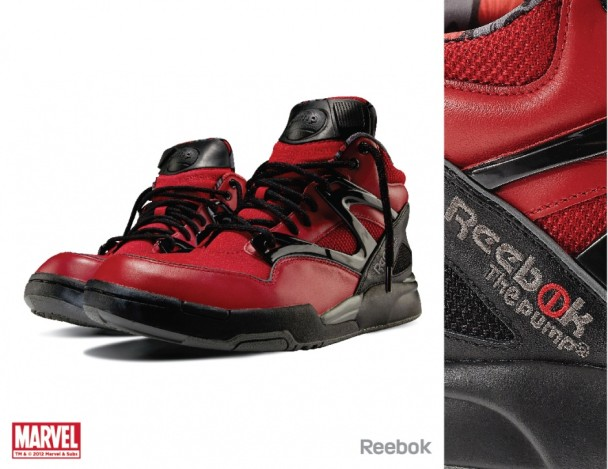 Deadpool Reebok