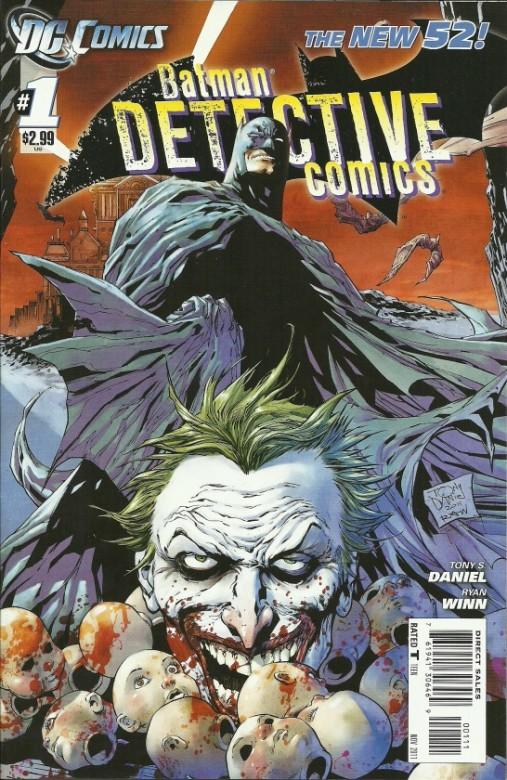 detective cómics número 1