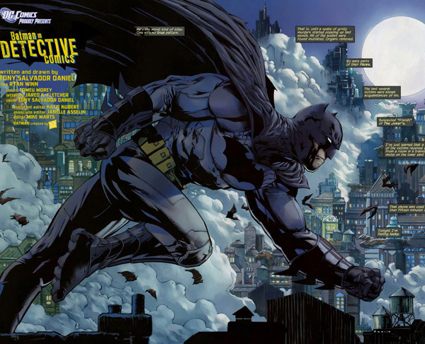 detective comics numero uno