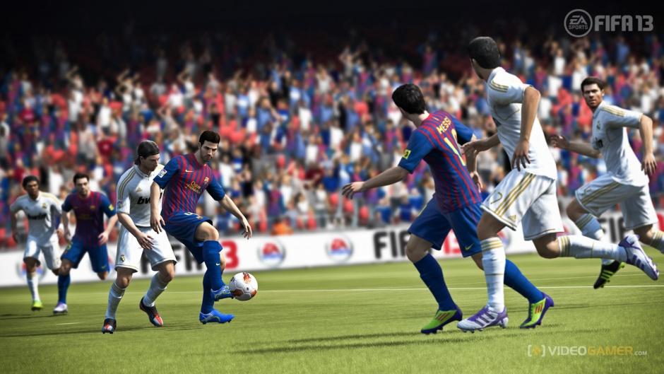 FIFA 13 E3 2012