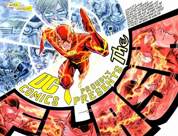 Flash cómic
