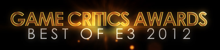 Game Critics Awards E3 2012