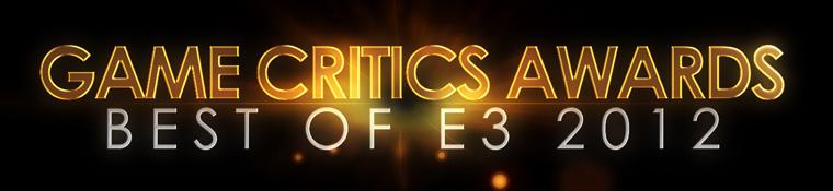 Game Critics Awards E3 2012