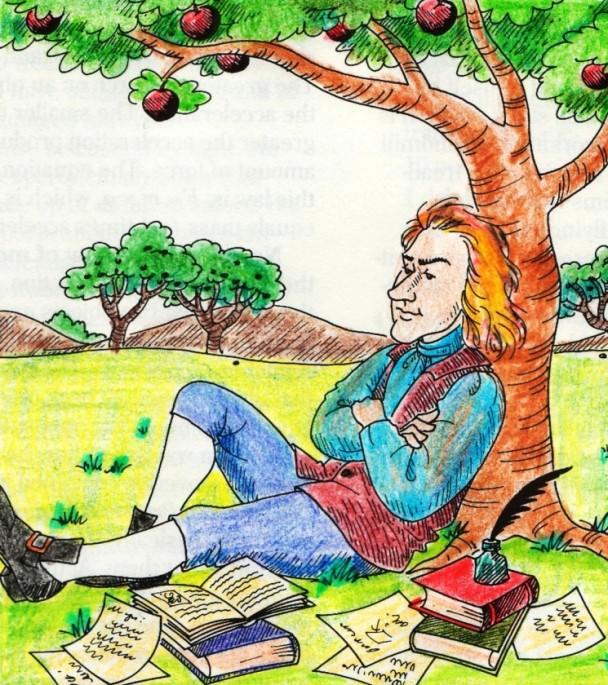 Isaac Newton, película