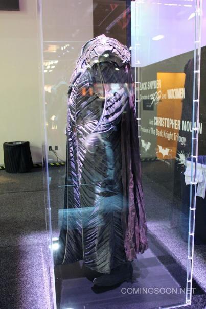 Licensing Expo 2012 man of steel jor el 2