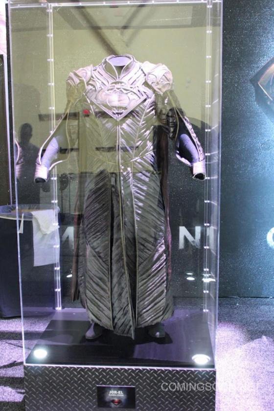 Licensing Expo 2012 man of steel jor el 3