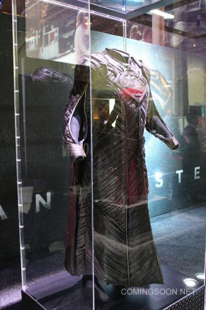 Licensing Expo 2012 man of steel jor el