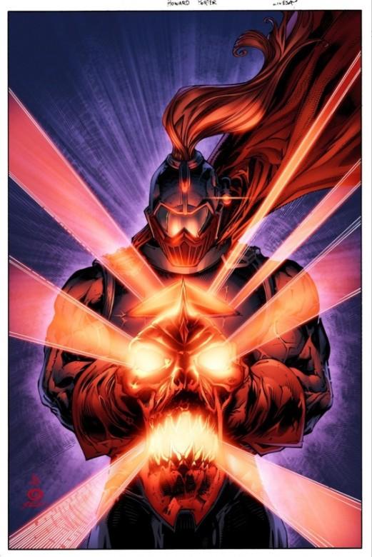 Portada del numero uno de Master del universo comic