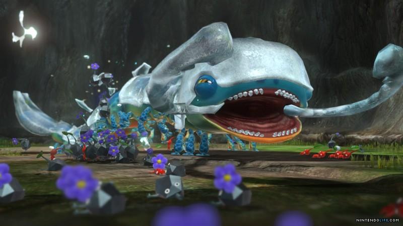 Pikmin 3 E3 2012