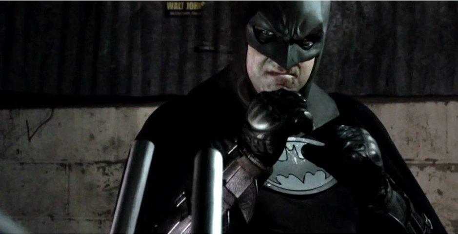 Batman en Seeds of Arkham