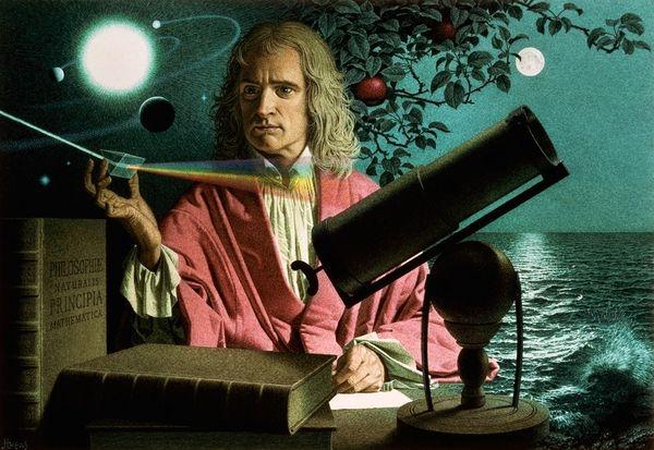 Película de Isaac Newton