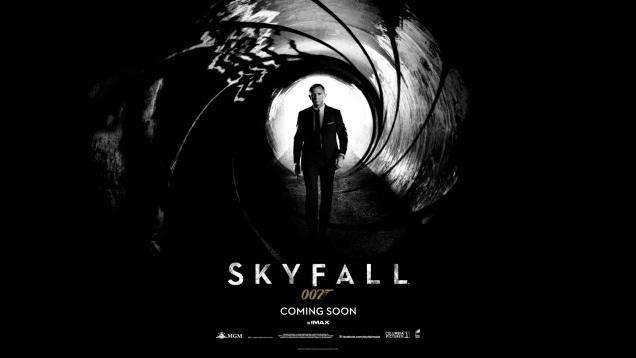 Skyfall pelicula