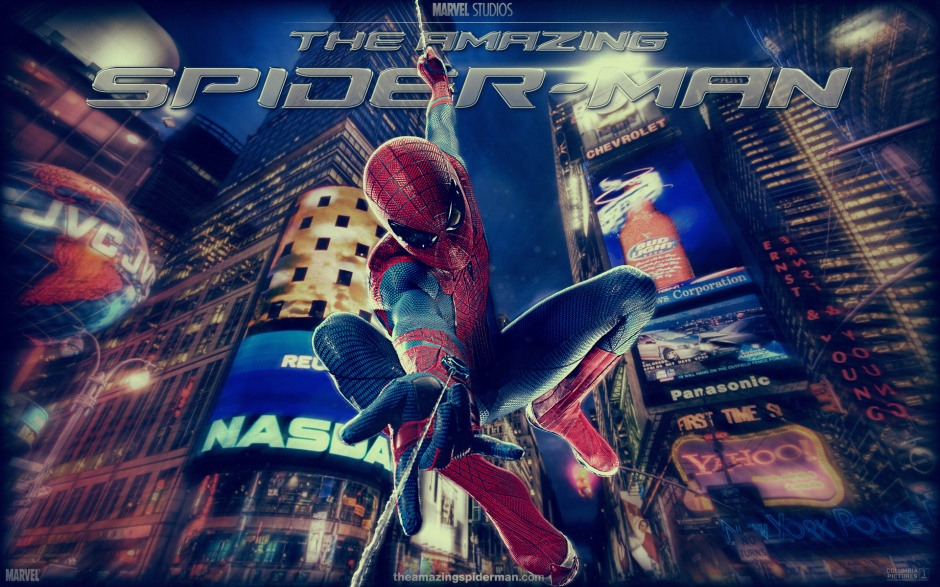 Cartel de Spiderman