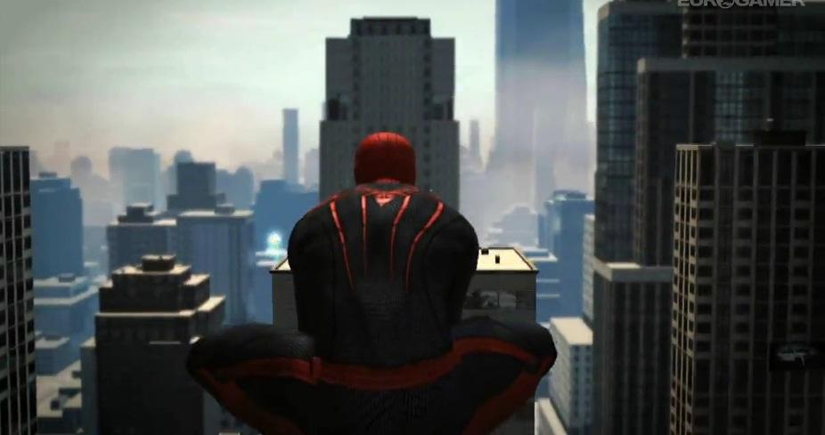 The-Amazing SpiderMan videojuego