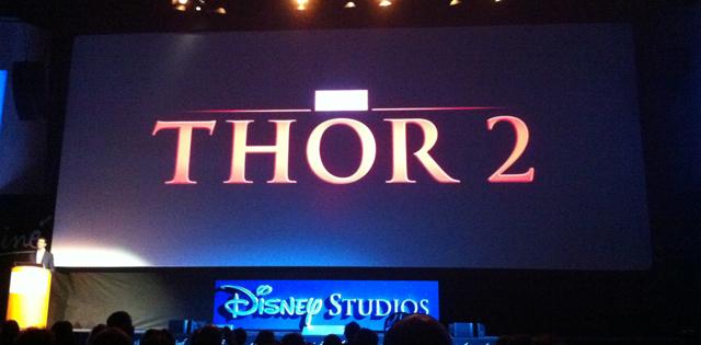 Logo de Thor 2