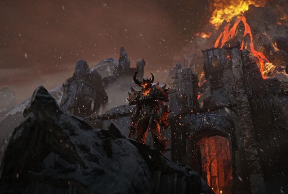 Unreal Engine 4 elemental