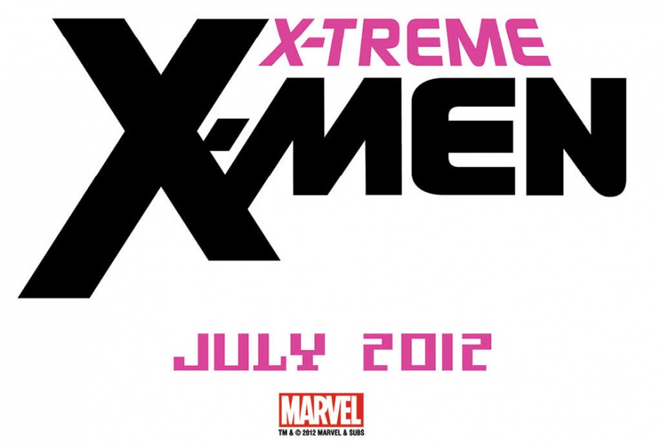 Logo de X-Treme X-Men