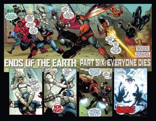 Detalle del The Amazing Spider-Man 687
