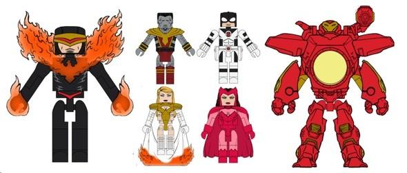 Juguetes de Avengers Vs. X-Men