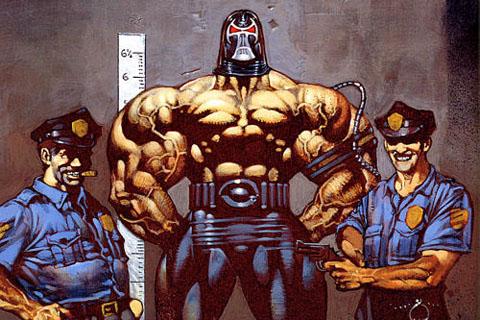bane batman comic guardias