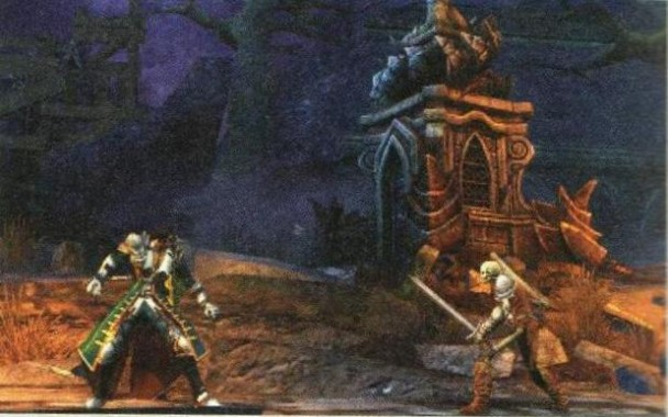 castlevania lords of shadow mirror of fate 7