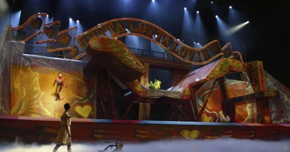 Cirque du Soleil Worlds Away 3D