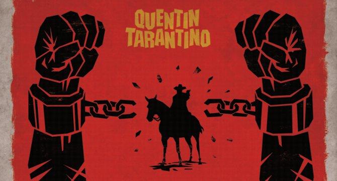 django-desencadenado-quentin-tarantino-poster