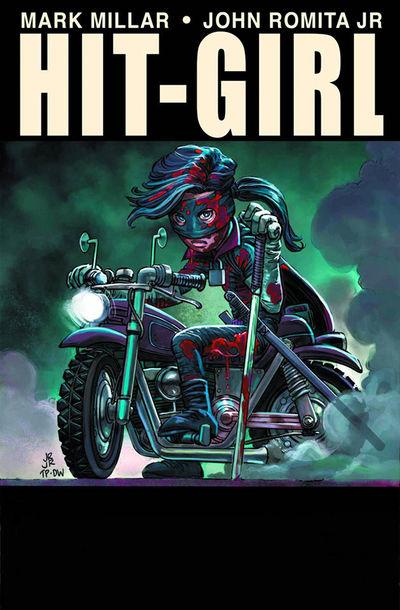 Portada del Hit-Girl 1