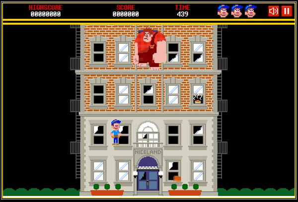 Juegos de Ralph El Demoledor Online