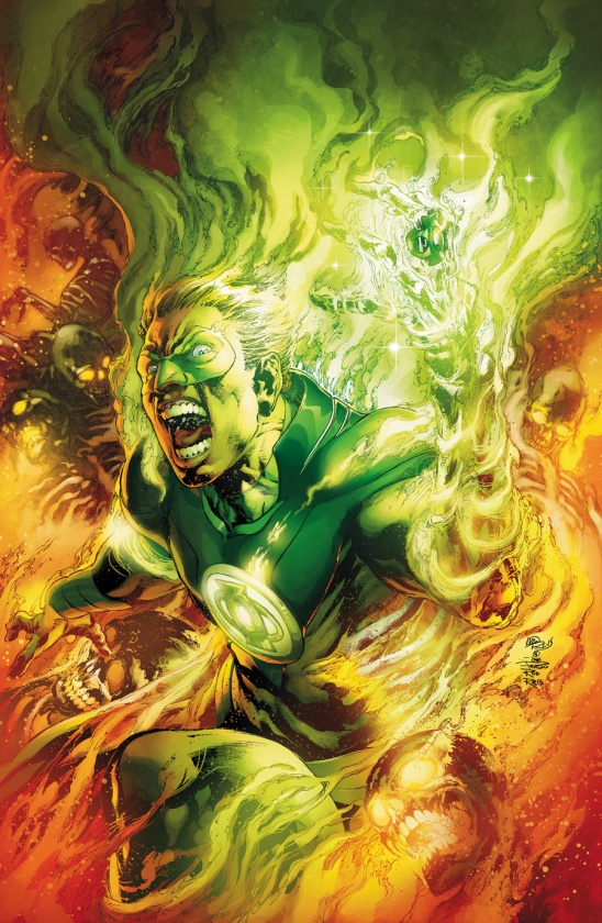 Alan Scott es Gay