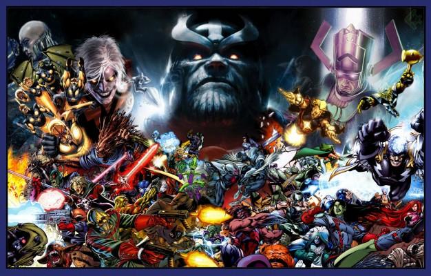 Marvel se viene con todo estos dos años
