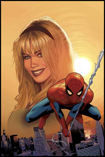 Gwen Stacy versus Mary Jane Watson тоби магуайр
