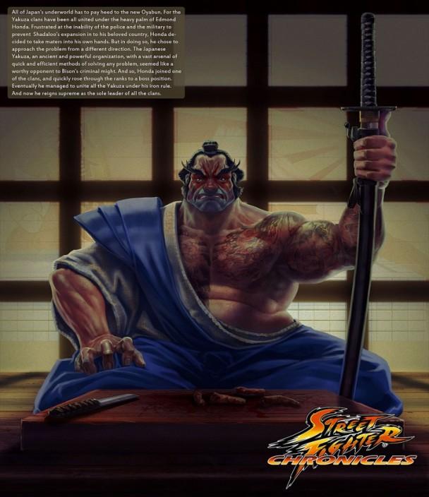 honda streetfighter