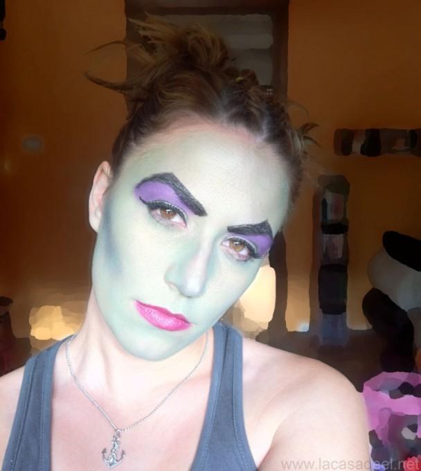 maquillaje cosplay malefica 23